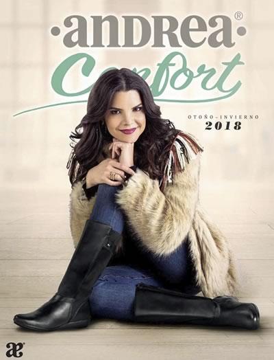 c955f615 Catálogo Andrea Otoño Invierno 2018 Confort Dama