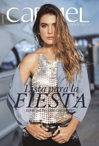 ad6b3fb449 Novedades y Ofertas del Catálogo Carmel Campaña 17 de 2018 de Colombia  Primera Edición