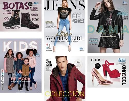 923b6cfc Catálogos PRICE SHOES Otoño-Invierno 2018
