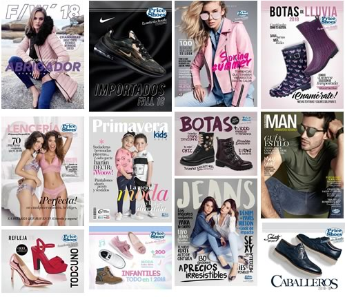 0f132885 Price Shoes es una de las grandes marcas de venta por catálogo en México.  Bajo el slogan