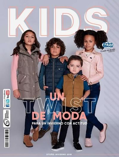 d71ecd49a Catálogo Price Shoes Kids Otoño Invierno 2018