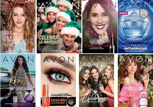 b8832e74a6 (NUEVO) Catálogos AVON Colombia 2018-2019  TODAS las Campañas
