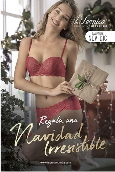 dcb0e65c59 Catálogo Leonisa Campañas NOV-DIC de 2018 de España