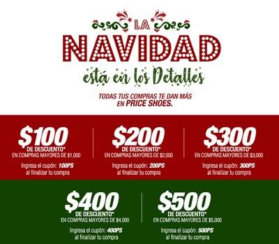 f4818978f Aprovecha las ofertas de navidad en Price Shoes y llévate el mejor calzado  de moda a un precio increíble. La Navidad está en los detalles.