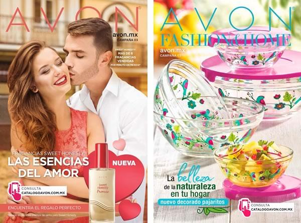 4329487dac Catálogos AVON Campaña 3 de 2019 | México