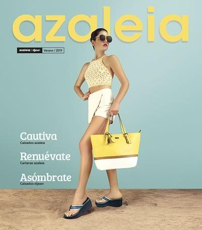 1744dff96 Cautiva con calzados Azaleia, renuévate con carteras Azaleia y asómbrate  con calzados DiJean. Descubre los nuevos modelos de calzado de verano, ...