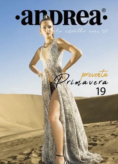 a6d68703 ANDREA: Catálogos Primavera 2019 Calzado y Moda México - OFERTAS DE PREVENTA