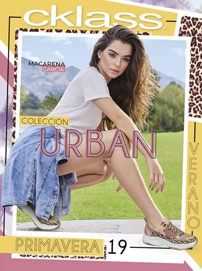 57c41014 Catálogo Cklass Urban Primavera Verano 2019