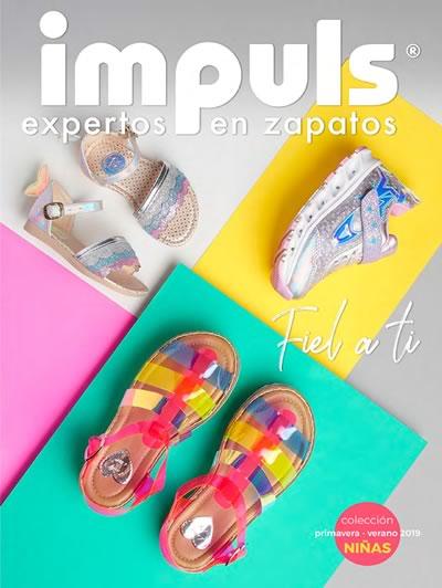 be8c9362 Catálogo Impuls Primavera Verano 2019 Colección NIÑAS de México