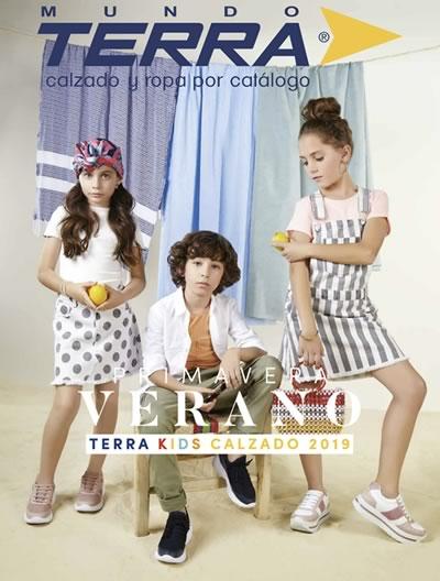Catálogo Mundo Terra Primavera Verano 2019 Terra Kids Calzado 63dcbf203cd8a