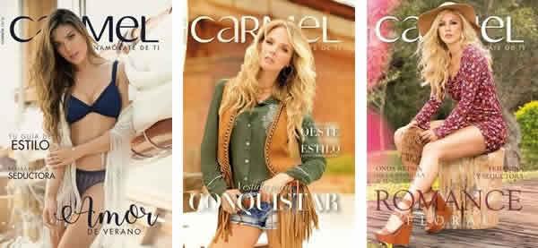 dd28c9c38e (NUEVOS) Catálogos Carmel 2019  TODAS las Campañas de Ropa y Calzado
