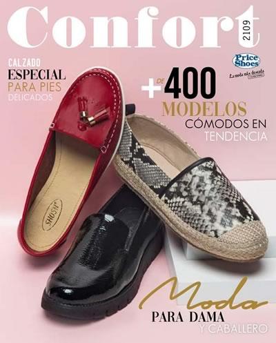 52595291 Catálogo Price Shoes Confort 2019 | Calzado de Dama y Caballero