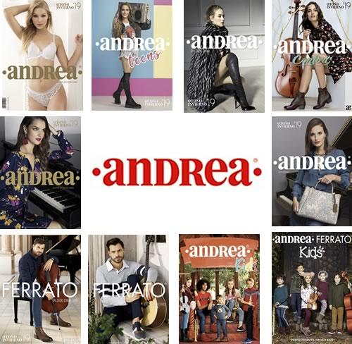 Nuevos Catálogos Andrea 2019 2020 Otoño Invierno Botas