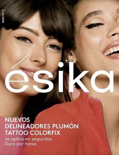 Nuevo Catalogo Virtual Esika C01 De 2020