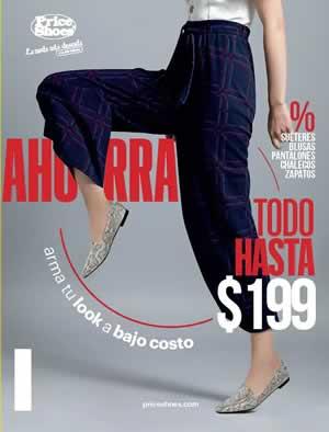 Catalogo Price Shoes Con Precios Ofertas En Todo Hasta 199 Pesos