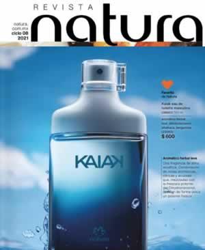 Revista NATURA México Ciclo 08 de 2021