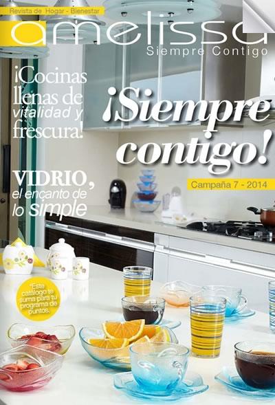 Cat logo amelissa hogar y bienestar campa a 7 de 2014 for Articulos para el hogar online