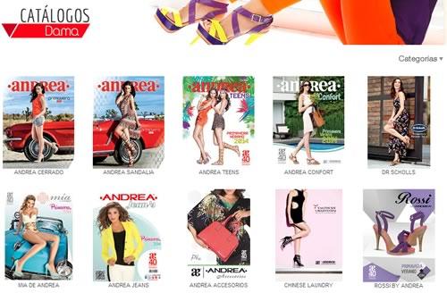 Catálogos Andrea 2014: Primavera-Verano (NUEVOS)