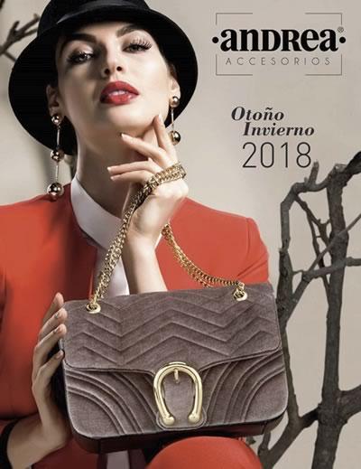 Cat logo andrea oto o invierno 2018 de accesorios for Catalogo de accesorios
