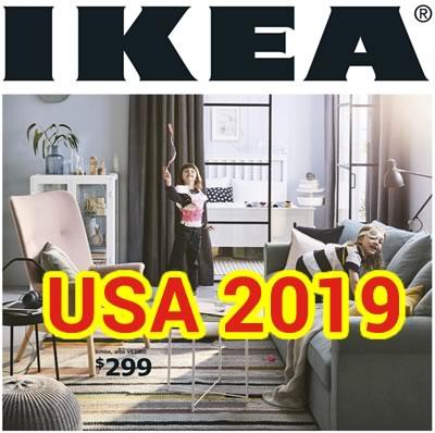 cat logo ikea 2019 de estados unidos. Black Bedroom Furniture Sets. Home Design Ideas