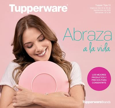 Catálogo Tupperware Tupper Tips 13 de 2018