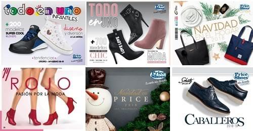 Catálogos PRICE SHOES Otoño-Invierno 2018