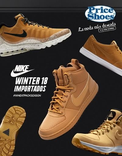 PRICE SHOES: Catálogo Digital IMPORTADOS WINTER 2018