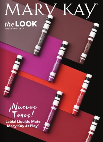 Catálogo Mary Kay The Look Abril 2019 | México