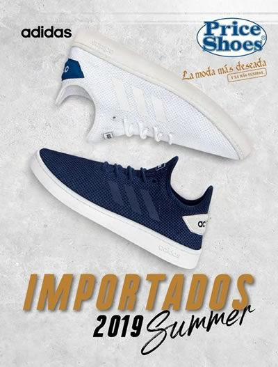 Catálogo Price Shoes IMPORTADOS SUMMER 2019