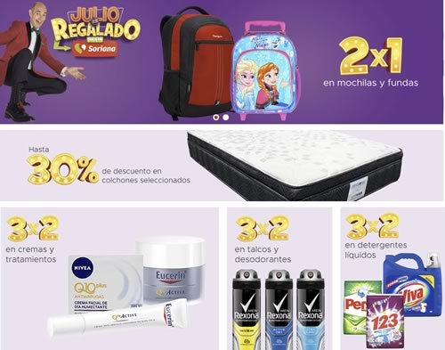 Julio Regalado Ofertas Válidas Hasta 27 de Junio 2019 - photo#16