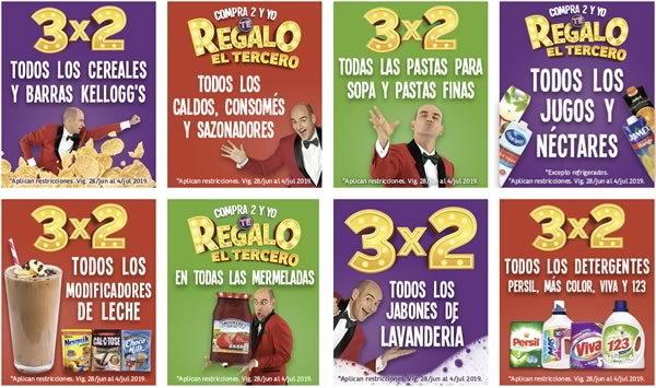 Julio Regalado Ofertas Válidas Hasta el 4 de Julio 2019 - photo#17