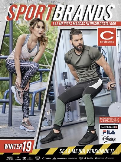 Catálogo CKLASS Sport Brands WINTER 2019