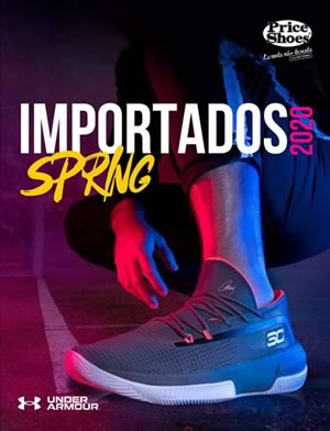 PRICE SHOES Catálogo Virtual IMPORTADOS SPRING 2020