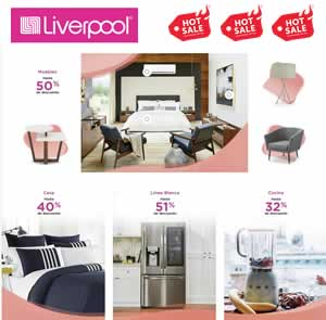 CATÁLOGO VIRTUAL LIVERPOOL - OFERTAS 27 MAYO 2020 HOT SALE