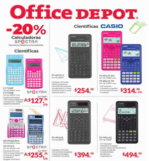 CATÁLOGO VIRTUAL OFFICE DEPOT 11 AGOSTO 2020 OFERTAS