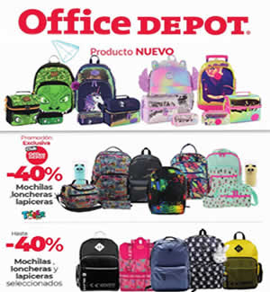 CATÁLOGO VIRTUAL OFFICE DEPOT 27 AGOSTO 2020 OFERTAS