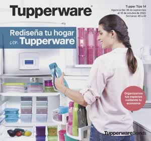 Catálogo Virtual TUPPERWARE TUPPER TIPS 14 de 2020 | MÉXICO