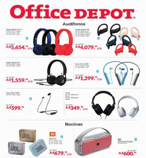 CATÁLOGO VIRTUAL OFFICE DEPOT 28 ENERO 2021 OFERTAS