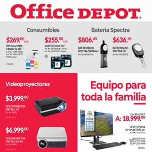 CATÁLOGO VIRTUAL OFFICE DEPOT 28 FEBRERO 2021 OFERTAS