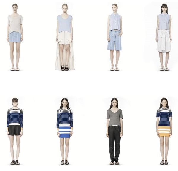 alexander wang ofertas 60 por ciento descuento moda mujer hombre - t by alexander wang