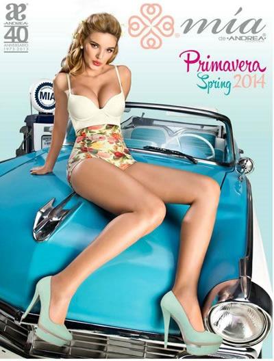 andrea catalogo mia primavera spring 2014