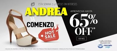 andrea hot sale 2018