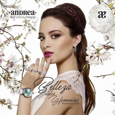 andrea iu belleza integral primavera 2018