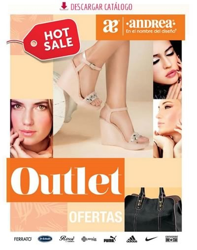 andrea outlet hot sale junio 2015