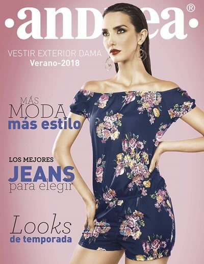 andrea vestir exterior dama verano 2018