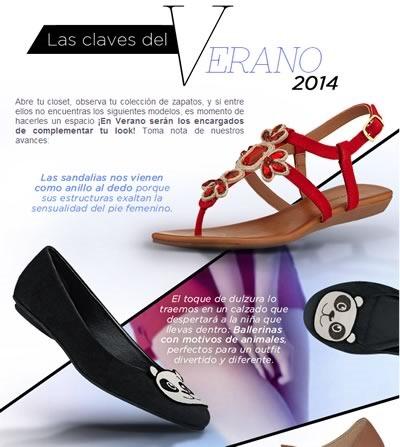 andrea zapatos verano 2014