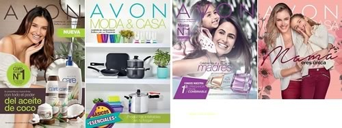avon colombia catalogos
