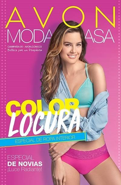 avon colombia moda casa c5 2018