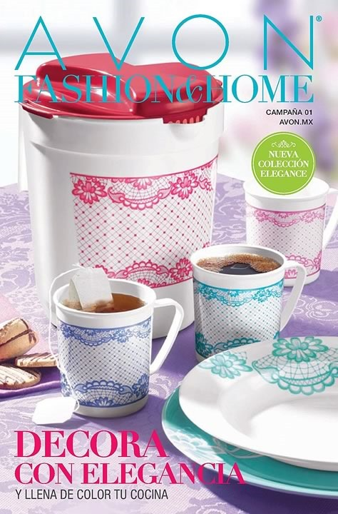 avon fashion home campana 1 de 2018