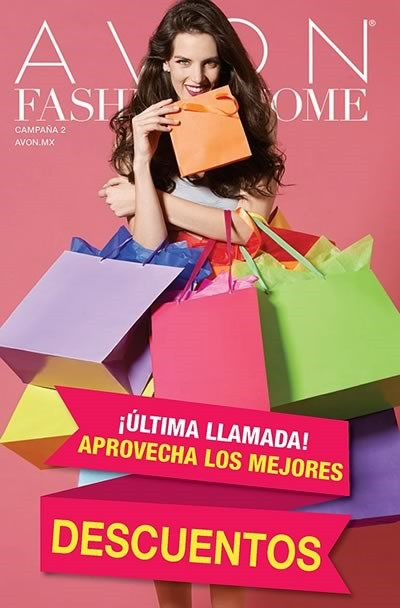 avon mexico fashion home campana 2 de 2018